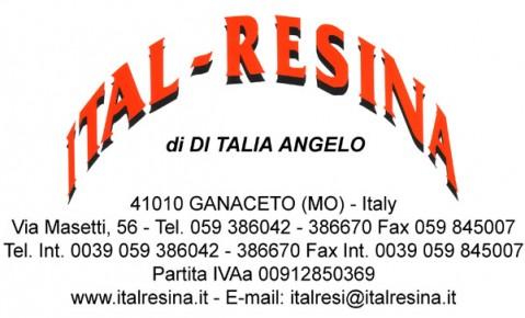 logo Ital-resina